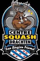 Centre Squash Drachten Logo